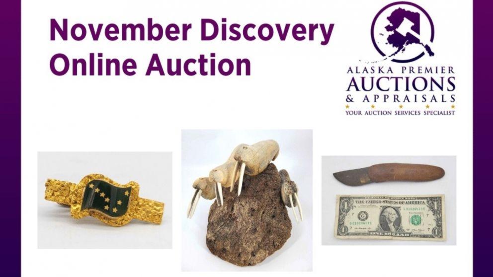 November discovery header