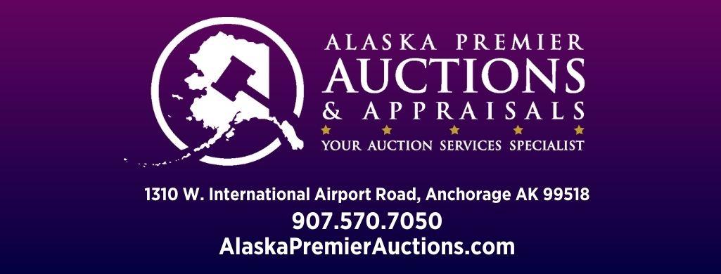 Alaska Premier Auctions & Appraisals Header