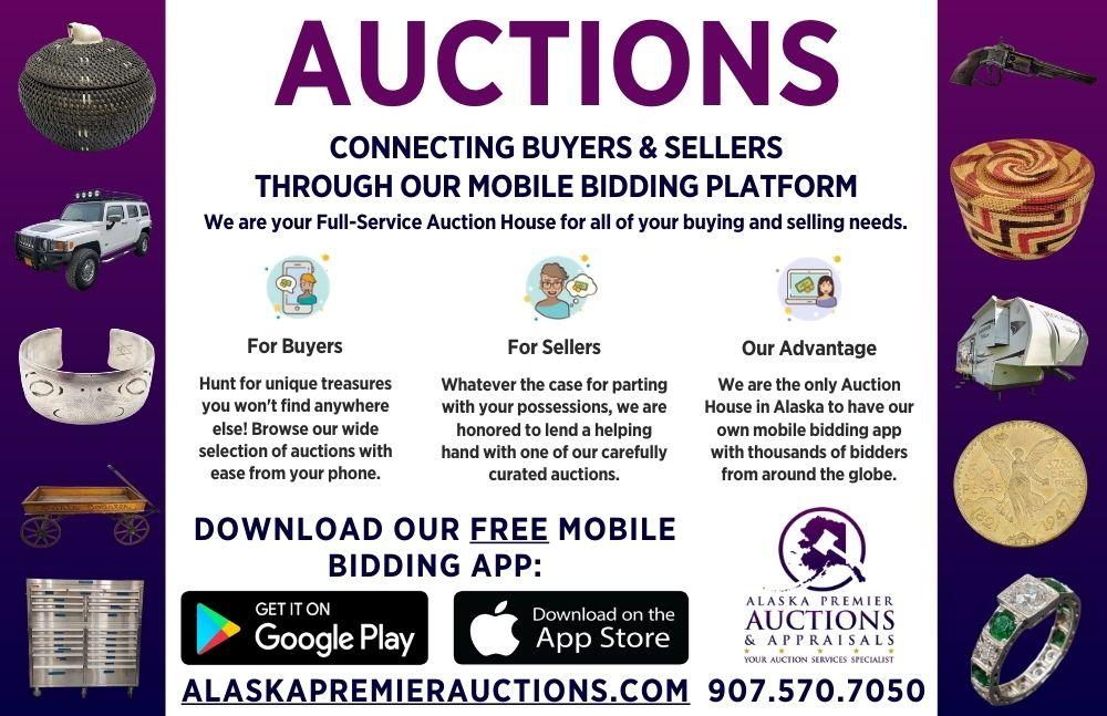 Alaska Premier Auctions & Appraisals Auctions