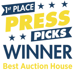 Anchorage Press Picks #1 Best Auction House