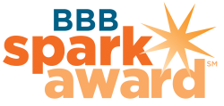 Better Business Bureau Spark Award