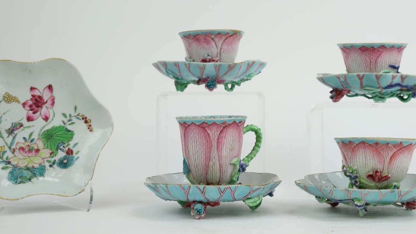 Driscoll rose lotus pieces blog 7-27-20