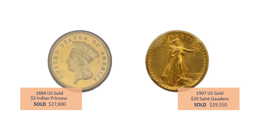 Alderfer Auction coin highlight