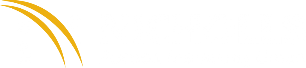 Nicholls Auction Marketing Group (no tagline)