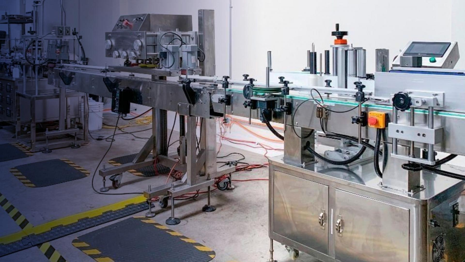 Nutra Manufacturing & Packaging Equipment Auction