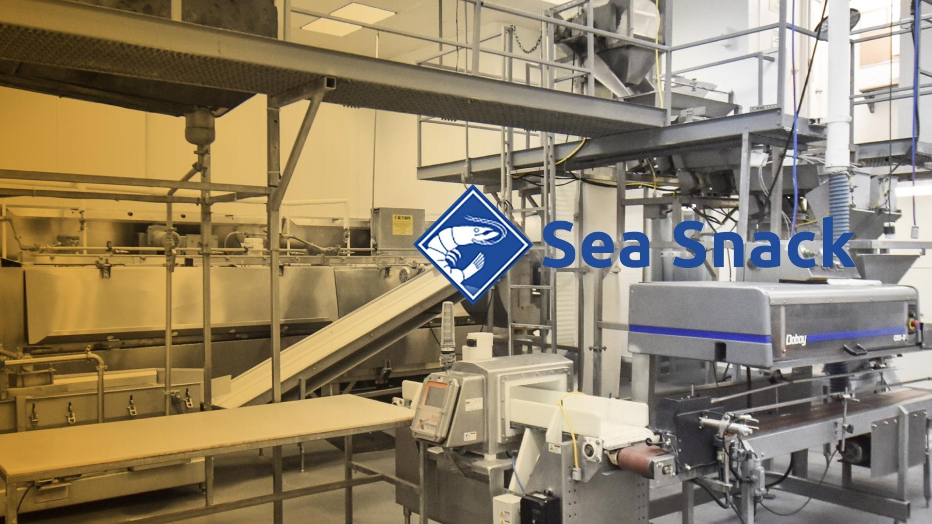Sea Snack Foods Complete Facility Auction