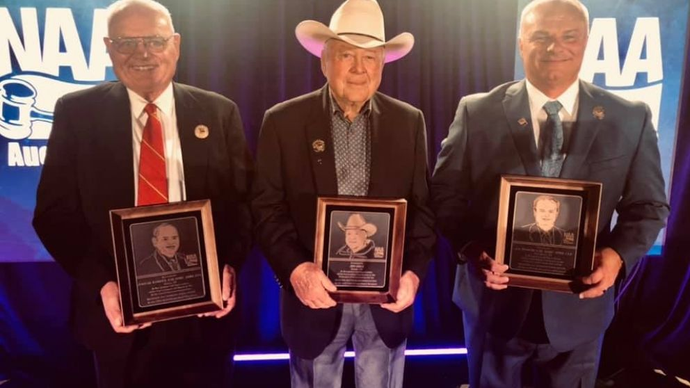 NAA Auction hall of fame