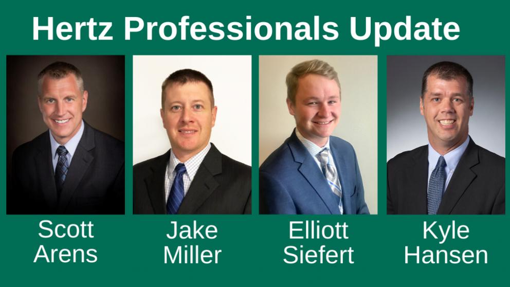 Hertz professionals update