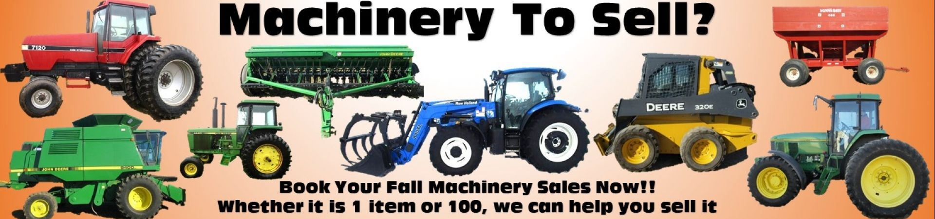 Machinery sale banner (fall)