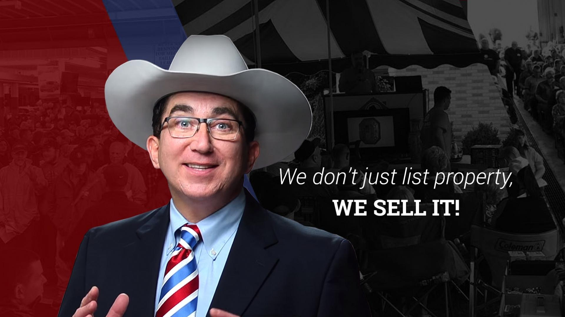 We don't just list property...