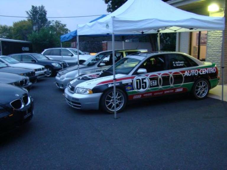BAH 2007 Audi Grand Am Cup Display