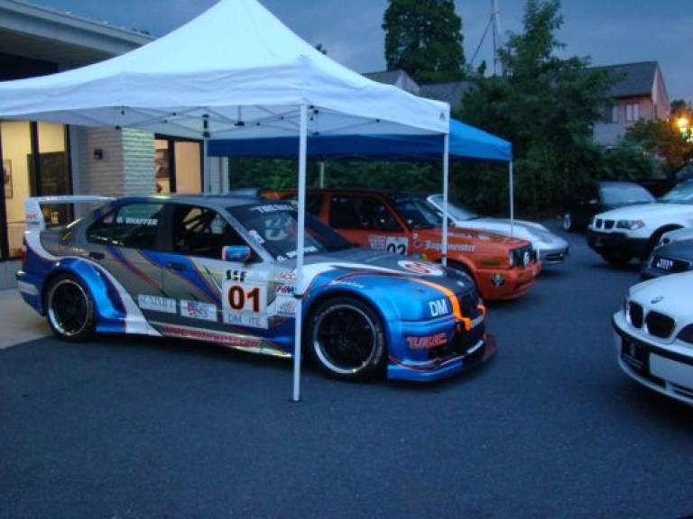 BAH 2007 BMW 3 Series Widebody