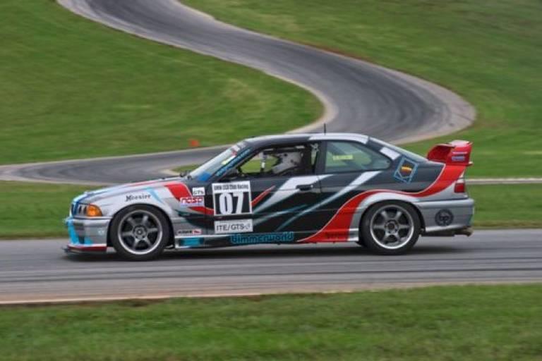 VIR Octoberfast Race 2009 - BMW M3 #07