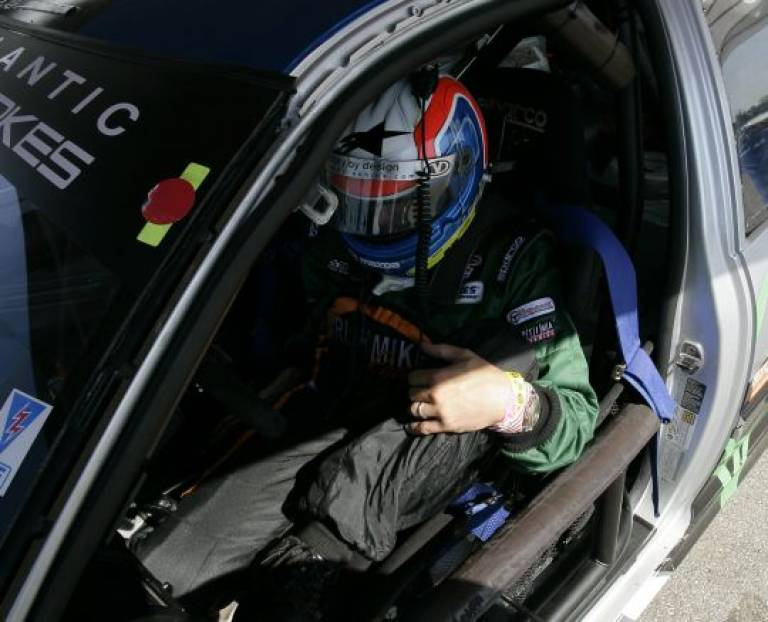 Racing the VW R32 for the Beck Brothers