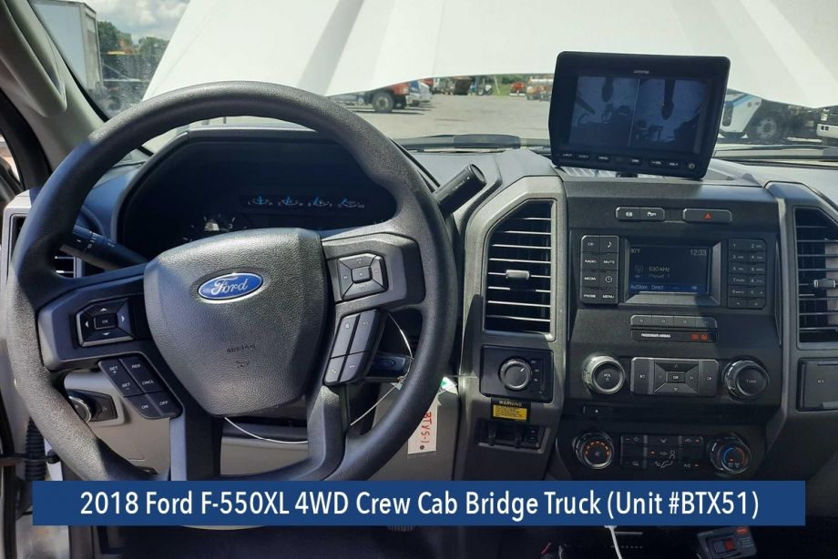 Image for 2018 Ford Crew Cab Bridge Trucks | 2 Trucks to Choose From