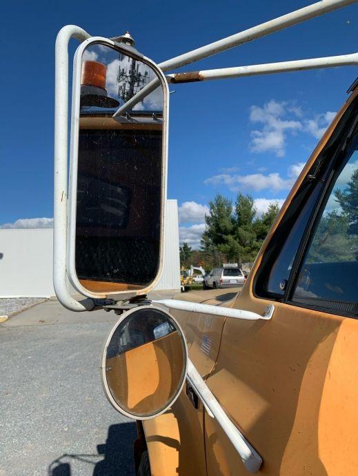 Image for BROKERAGE SALE | 1990 GMC 7000 S/A Asphalt Disribution Truck | Purchase On Site