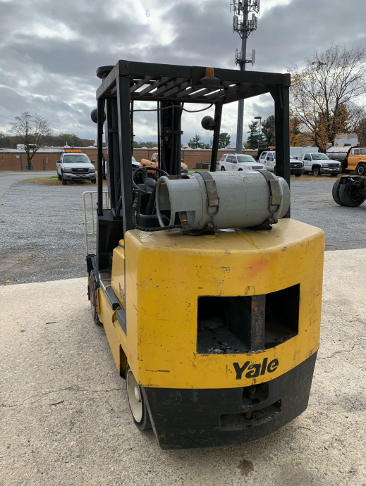 Image for BROKERAGE SALE | Yale GLC080LGNGBE085 Forklift  | Purchase On Site