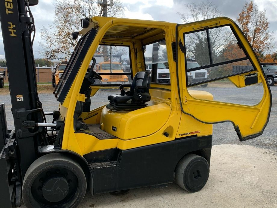 Image for BROKERAGE SALE | Hyster S155FT Diesel Forklift  | Purchase On Site