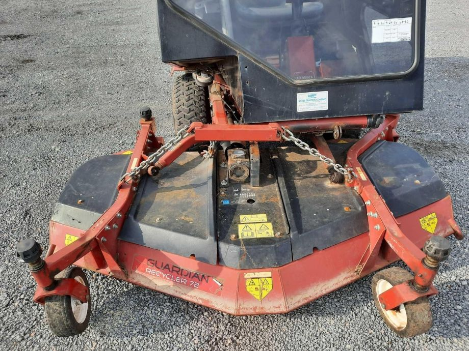 Image for BROKERAGE SALE | Toro 4X4 Groundmaster Mower Sweeper | Purchase On Site