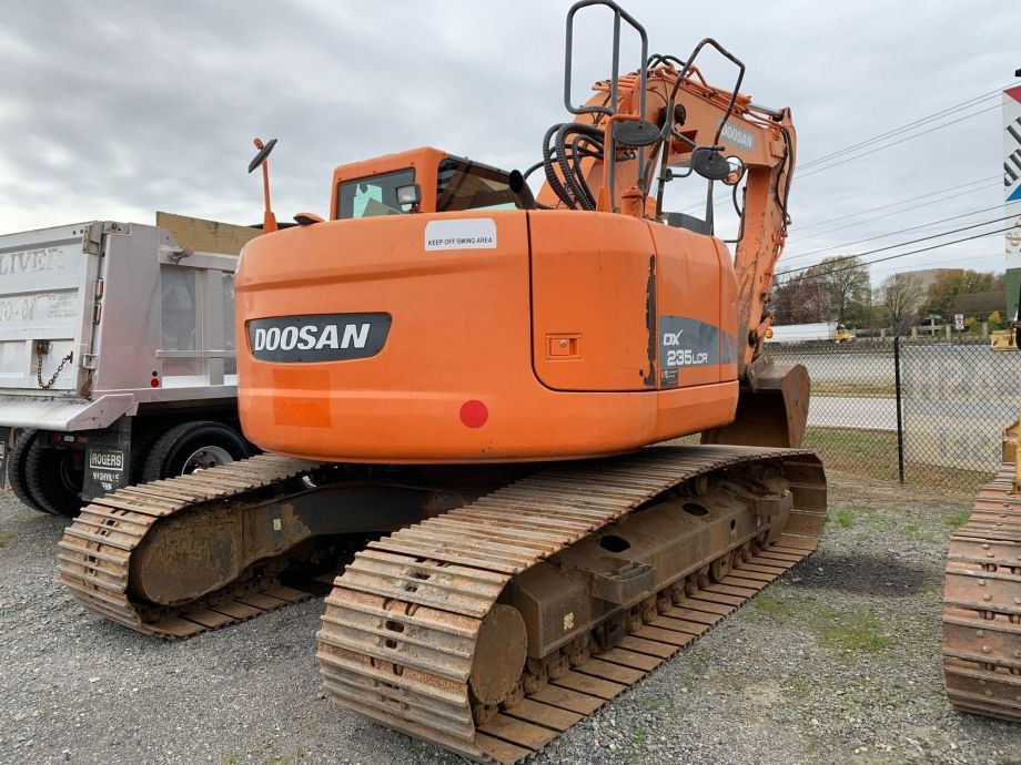 Image for BROKERAGE SALE | 2013 Doosan DX235 LCR Crawler-Excavator | Purchase On Site