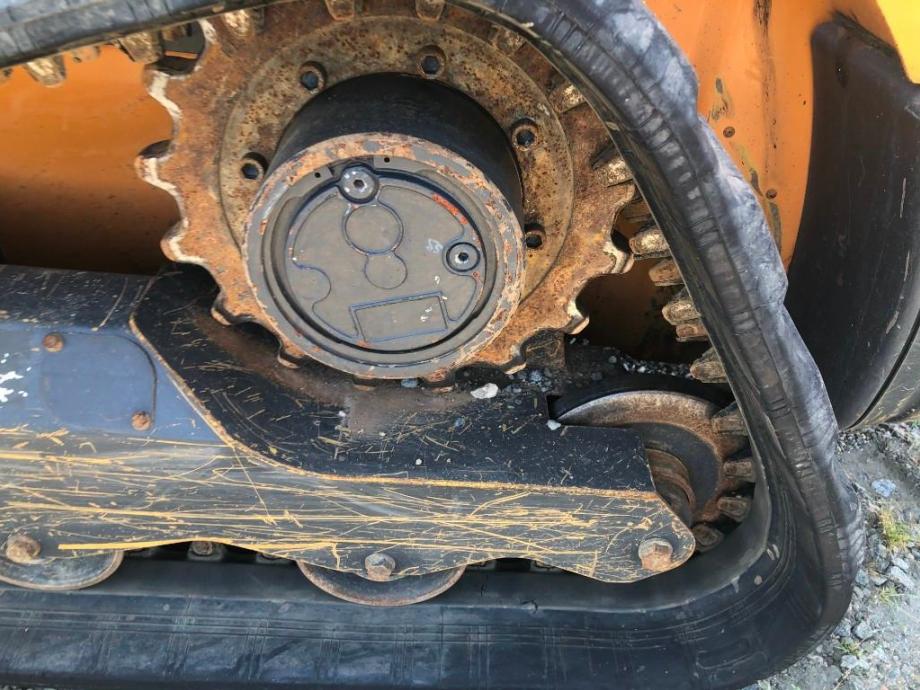 Image for 2018 Case TR310 Track Loader