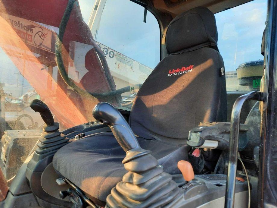 Image for 2012 LINK BELT 350X EXCAVATOR