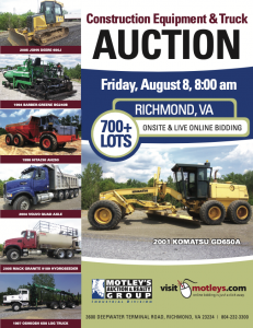Image for 700+ Lot Construction Equip. & Trucks