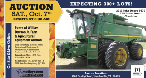 Image for Farm & Agricultural Equipment