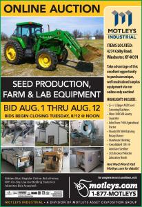 Image for Seed Production, Farm & Lab Equipment