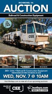 Image for CSX | Railroad & Construction Equipment