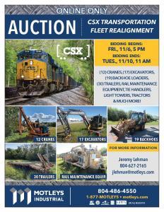 Image for CSX | Fleet Realignment
