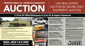 Image for 11,214± SF Warehouse | Newport News, VA