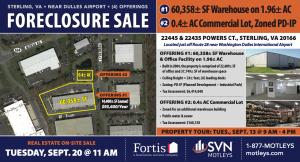 Image for 60,358± SF Warehouse | Sterling, VA