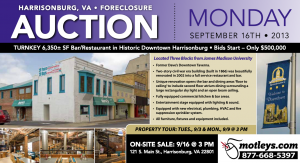 Image for 6,350± SF Bar/Restaurant | Harrisonburg, VA