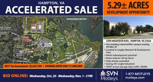 Image for 5.29± AC Development Opportunity   Hampton, VA