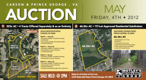 Image for 390± AC | Carson & Prince George, VA