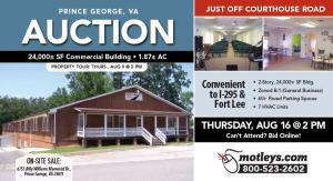 Image for 24,000± SF Commercial Building | Prince George, VA
