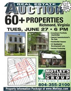 Image for 60+ Property Auction