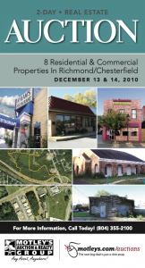 Image for 8 Residential and Commercial Properties
