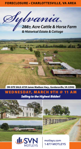 Image for 288± Cattle & Horse Farm | Charlottesville, VA