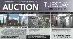 Image for Distillery Foreclosure   Richmond, VA