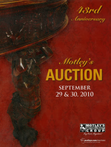 Image for Motleys 43rd Anniversary Auction