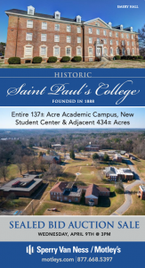 Image for St. Paul's College - Entire 137± AC Academic Campus