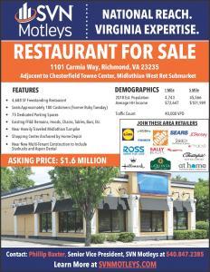 Image for Chain Restaurant - Richmond, VA