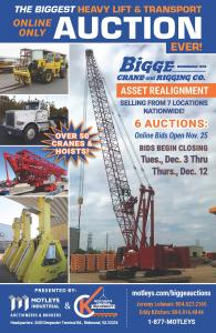 Image for Bigge Crane and Rigging Co.