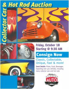 Image for Collector Car & Hot Rod Auction