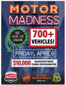 Image for Motor Madness | 700+ Vehicles