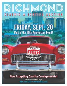 Image for Classics & Exotics Auction