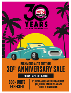Image for 30th Anniversary Sale