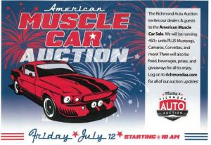 Image for American Muscle Car Auction